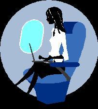 Blackwomenplanepassenger