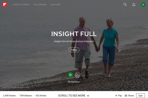 Insight Full on Flipboard